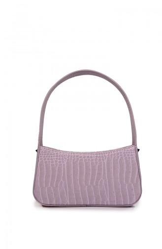 Lilac Shoulder Bag 01-10