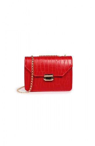 Red Shoulder Bags 230Z-03