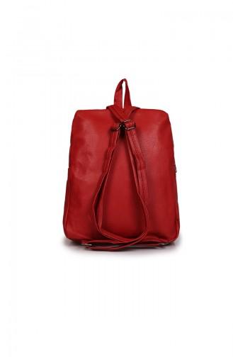 Red Back Pack 45Z-04