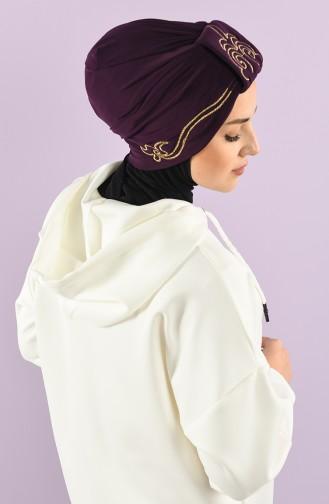 Damson Ready to wear Turban 9021-03