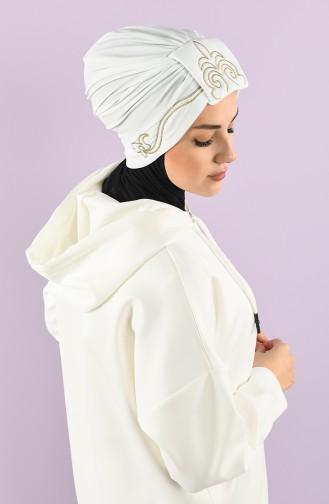 على استعداد لارتداء التوربان أبيض 9021-07