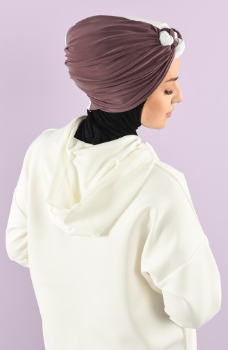 Mink Ready to wear Turban 9022-02