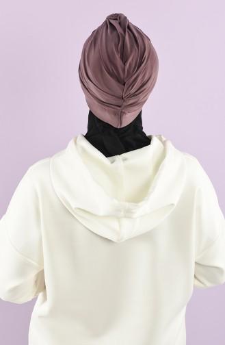 Mink Ready to wear Turban 9023-04