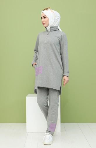 Gray Trainingspak 9193-02
