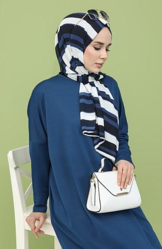 Indigo Hijap Kleider 5555-02