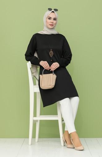 Black Tunics 3191-02