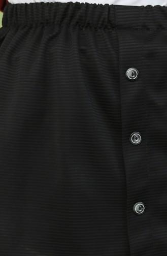 Jupe Noir 4047-01