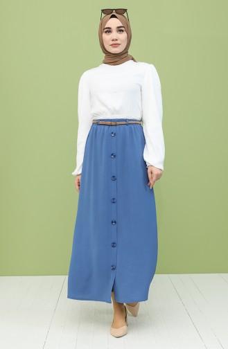 Indigo Skirt 1010041ETK-01