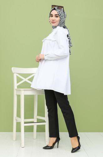Tunique Blanc 1502-07