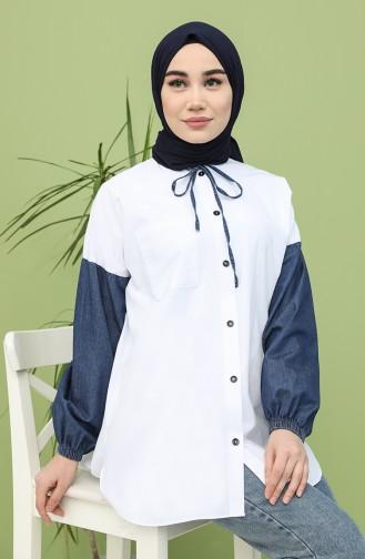 White Tunics 1508-01