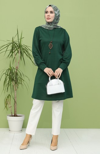 Emerald Green Tunics 3191-09