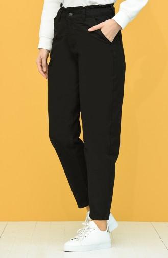 Pantalon Noir 7511-02