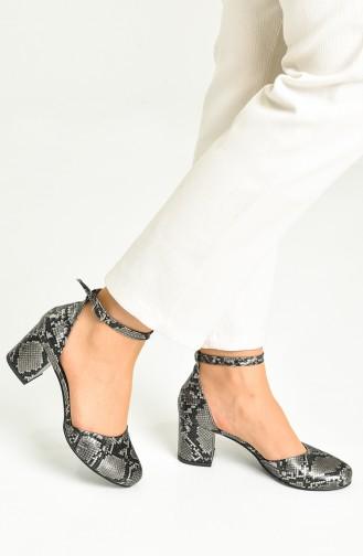 Platin Tägliche Schuhe 9115-08