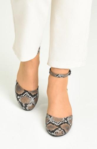 Nerz Tägliche Schuhe 9115-01