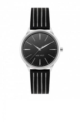 Black Horloge 2567SVBK