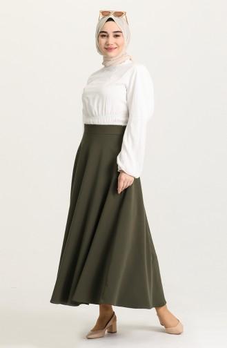 Green Skirt 1010021ETK-03