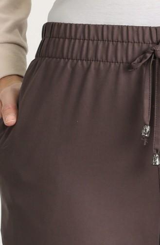 Elastic Skinny Pants 0185-08 Green 0185-10