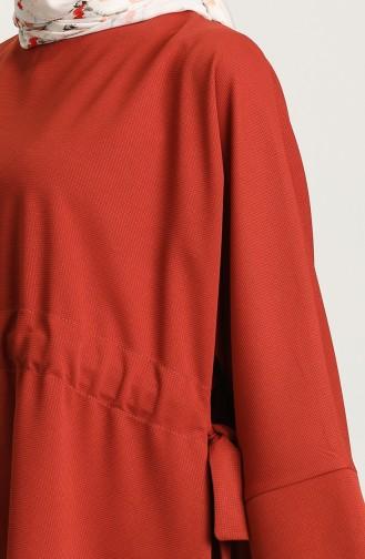 Brick Red Suit 1413-05