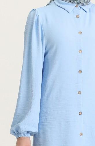 Baby Blue Tunics 1503-13