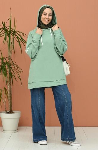 تونيك أخضر 8308-04