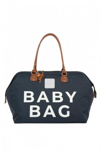 Dunkelblau Baby Pflegetasche 87001900032303