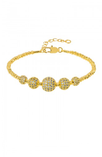 Golden Yellow Bracelet 21-102-13-44-20