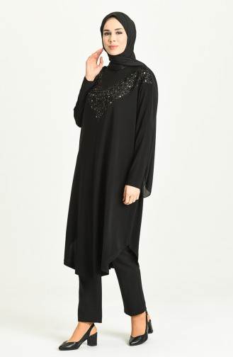 Black Tunics 7124-01