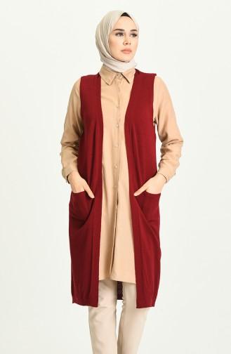 Claret Red Waistcoats 4296-09