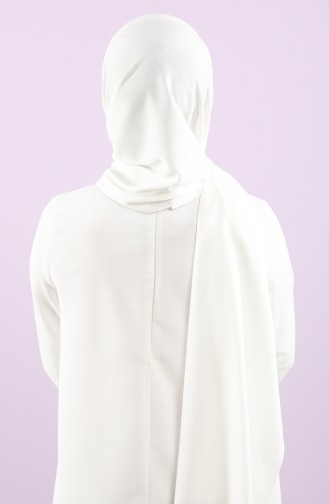 Châle Blanc 5096-01