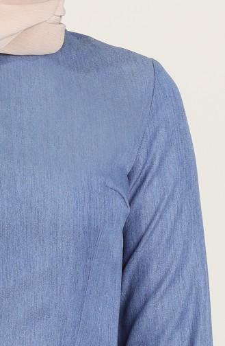 Indigo Hijap Kleider 3253-01