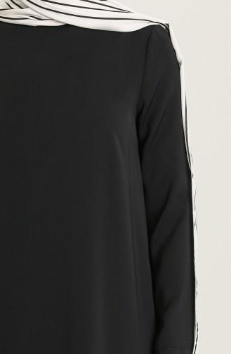 Black Tunics 2122A-02