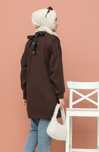 Brown Sweatshirt 8304-03