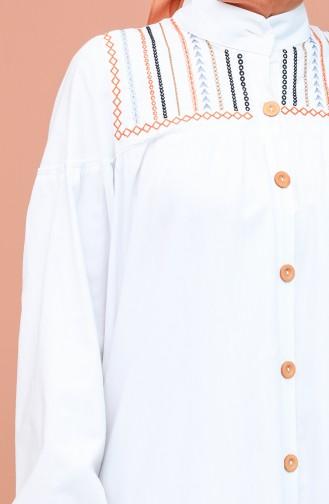 Tunique Blanc 21Y8221-03