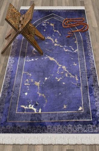Decoling Bambu Pamuklu Seccade 1119 Turkuaz