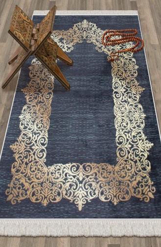 Green Praying Carpet 1074-04