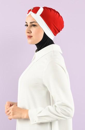 Turban Pret-a-Porter Rouge 9030-09