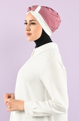 Turban Pret-a-Porter Rose Pâle 9030-10
