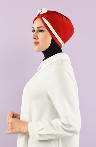 Turban Pret-a-Porter Rouge 9031-08