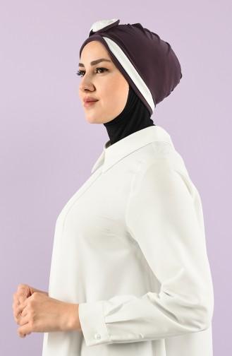 Violet Ready to wear Turban 9031-16