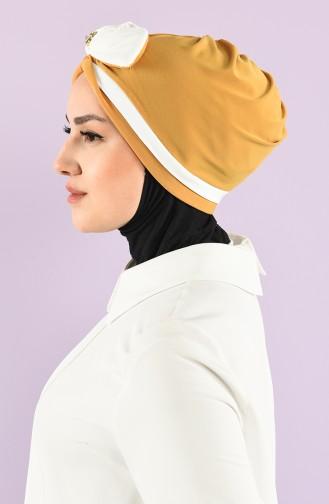 Turban Pret-a-Porter Moutarde 9031-17