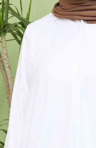Weiß Hemd 5353-02