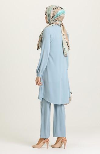 Blau Anzüge 2047-01