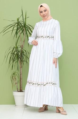 Schwarz Hijap Kleider 21Y8100-01