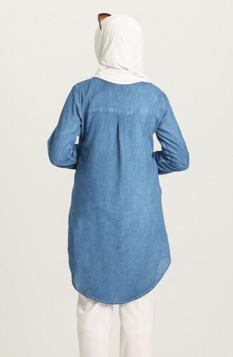 Jeans Blue Tuniek 95204-01