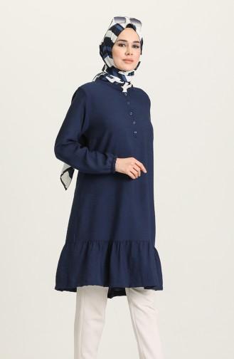 Navy Blue Tunics 5352-01