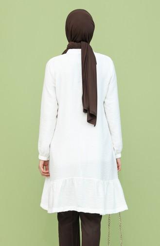 White Tunics 5352-05