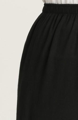بنطال أسود 14007-03