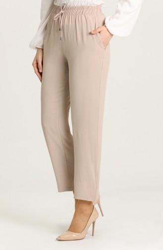 Aerobin Fabric Pocket Trousers 0151-16 Cinnamon 0151-18