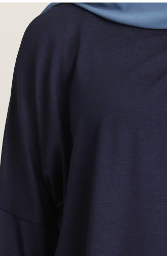 تونيك أزرق كحلي 2110-04