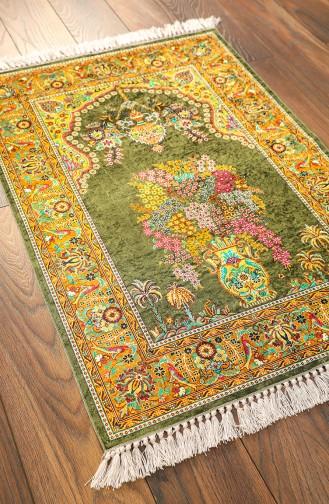 Khaki Praying Carpet 1012-01